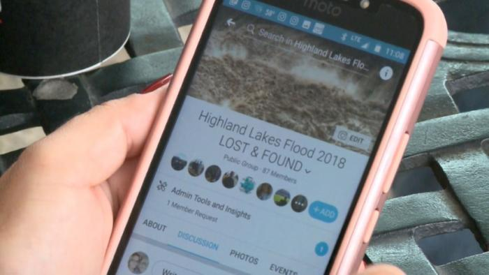 Social media helping flood victims find their boats & belongings