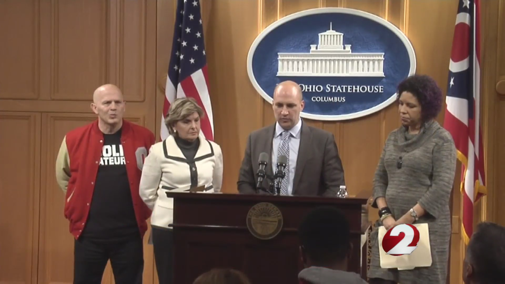 Bill would drop time limits for prosecuting, suing over rape
