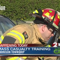 Harrison Twp. holds mass casualty drill