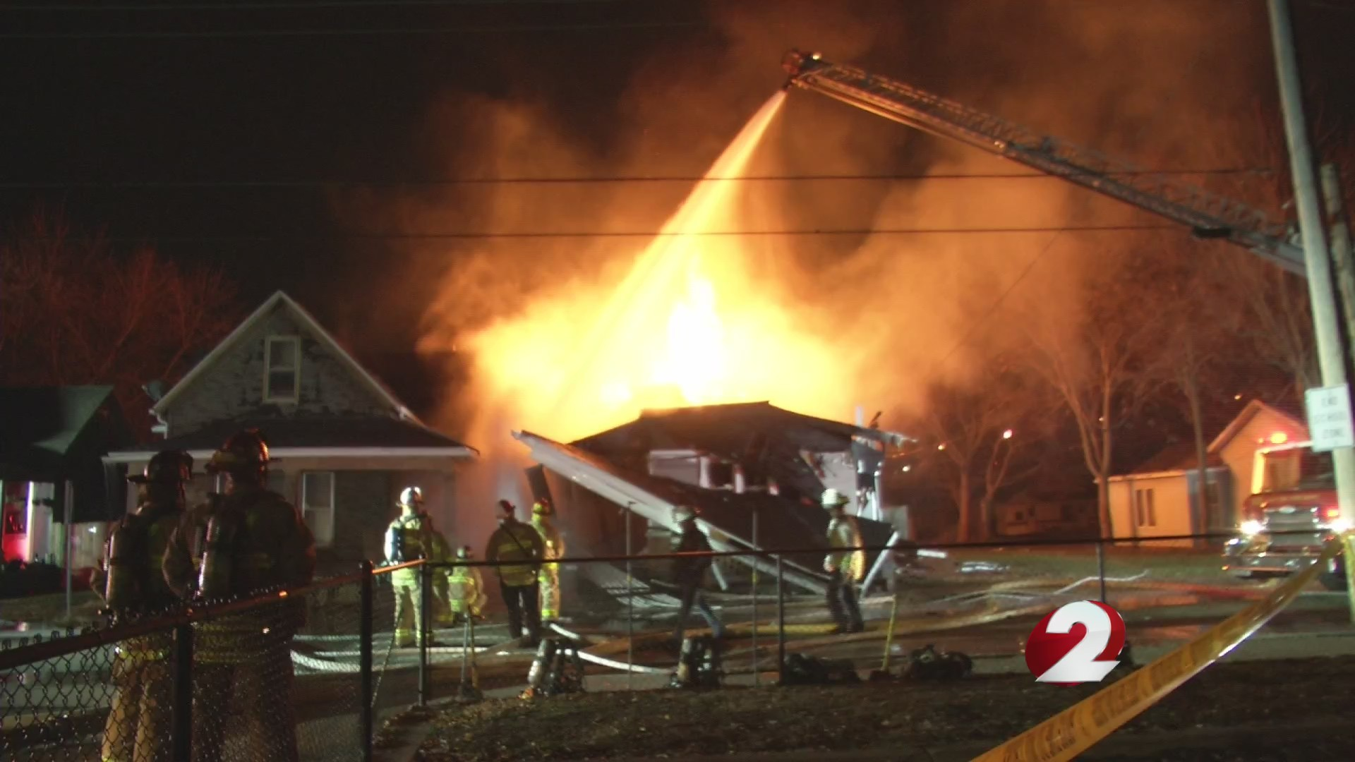 House explodes in Dayton