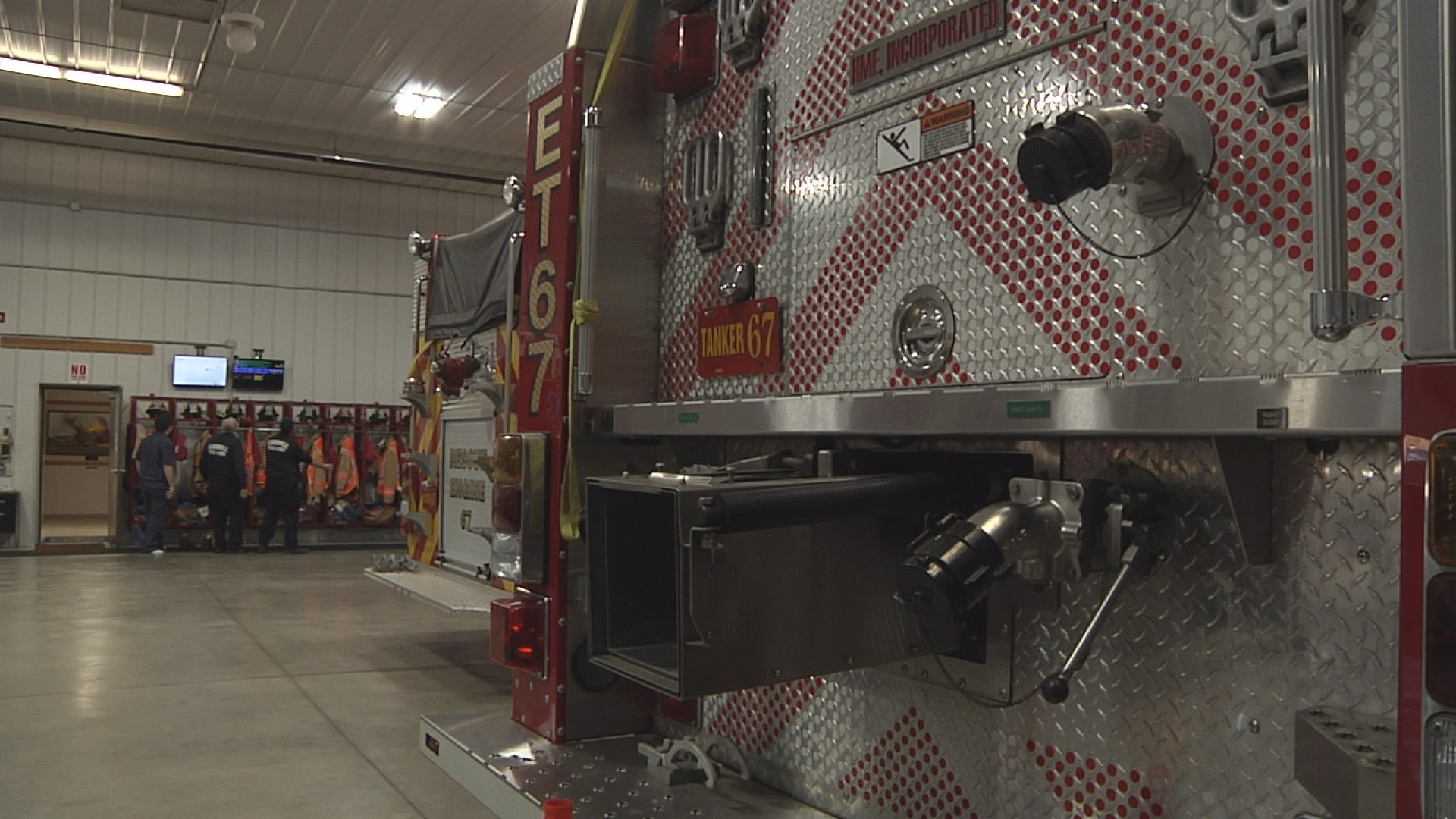House Bill aims to provide tax break for volunteer firefighters