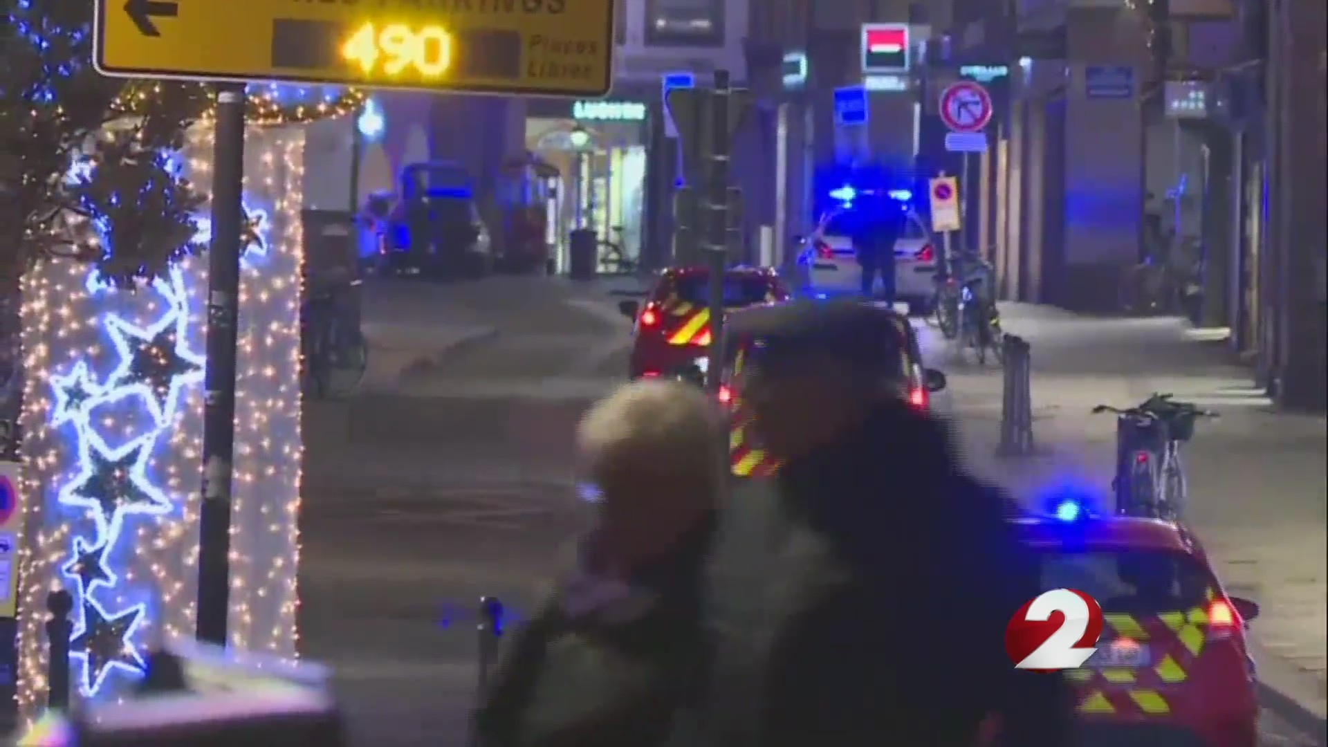 5 detained as France hunts Christmas market terror suspect