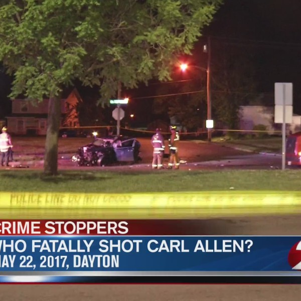 Crime Stoppers: Who fatally shot Carl Allen?