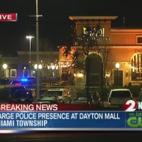 Dayton Police bomb squad called to Dayton Mall
