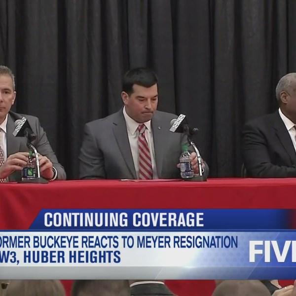 Former Buckeye reacts to Meyer resignation