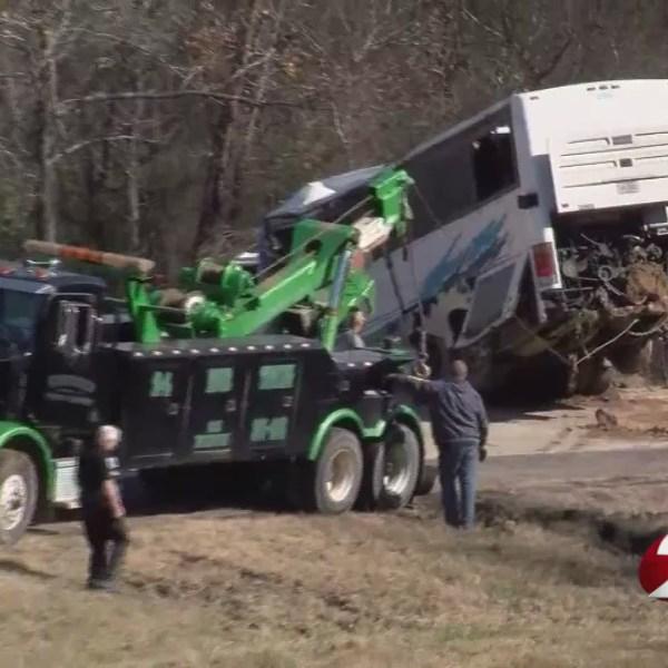Investigators looking into deadly little league bus crash