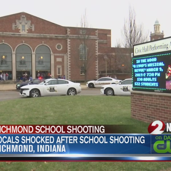 Locals shocked after school shooting