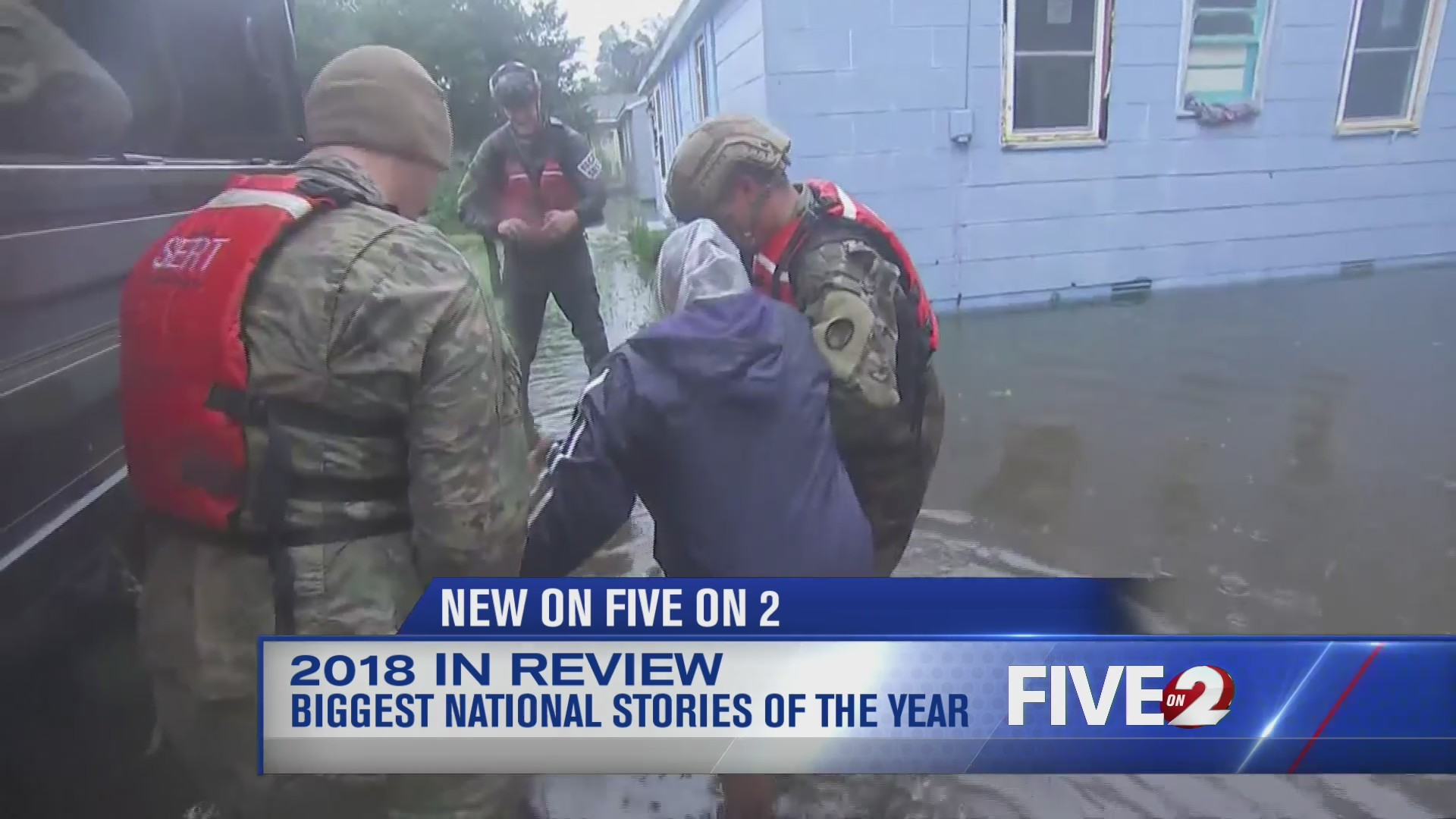 2018 in review: Biggest national stories of the year