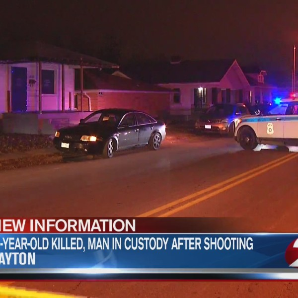 35-year-old killed, man in custody after shooting