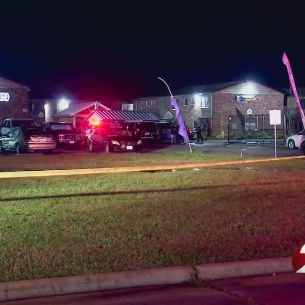 3 young children found dead in Texas apartment; man in custody