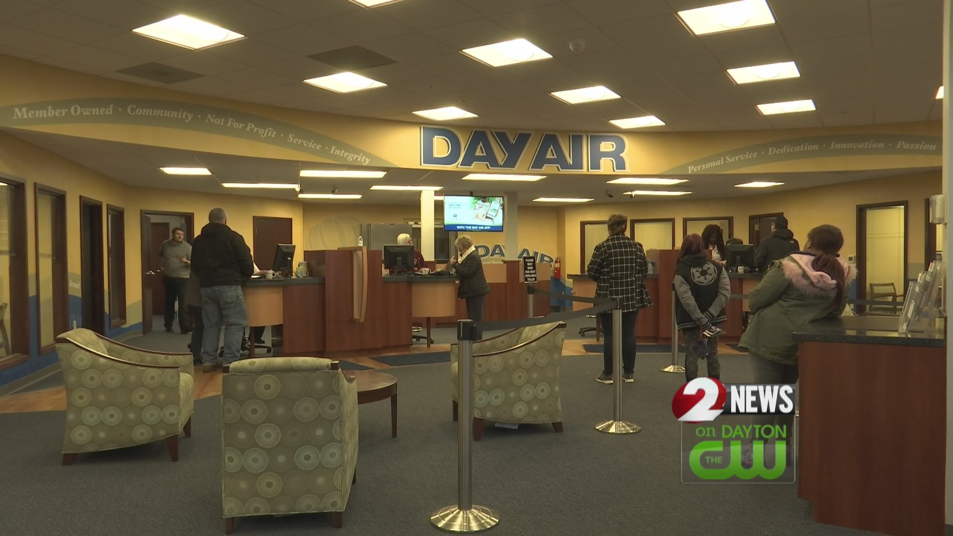 Day Air Credit Union offering government shutdown loan to furloughed employees
