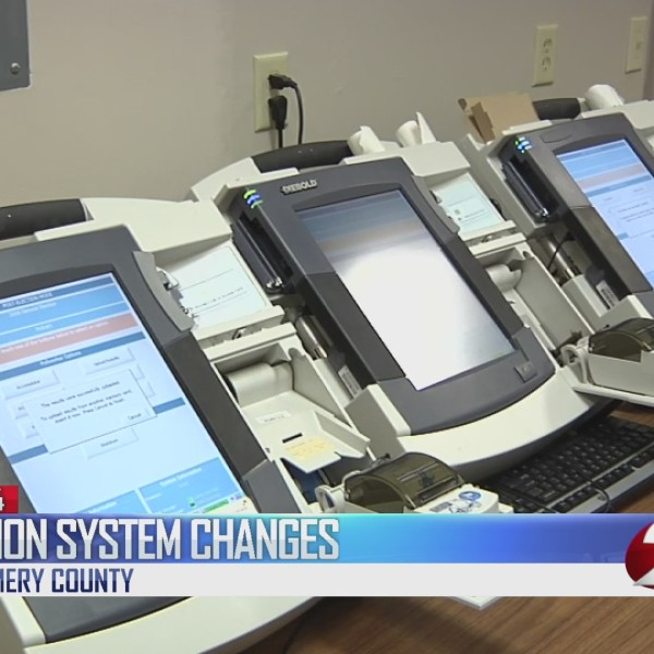 Election system changes in Montgomery County