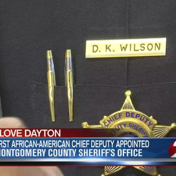 First African-American Chief Deputy appointed