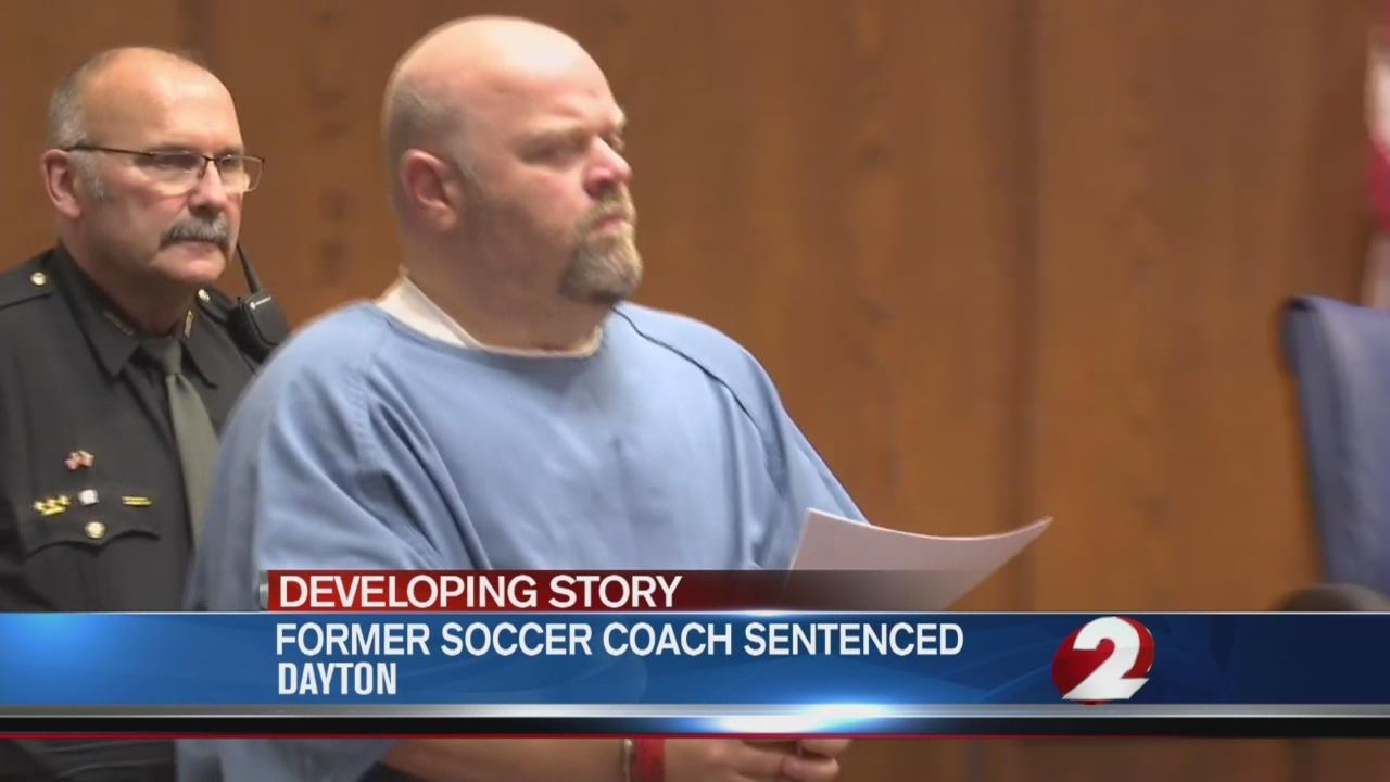 Former soccer coach sentenced
