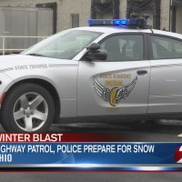 Highway Patrol, police prepare for snow