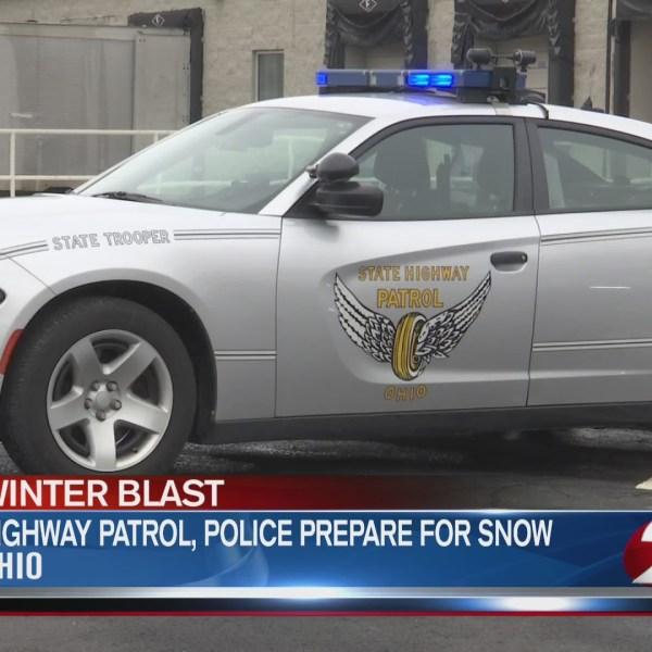 Highway Patrol, police prepare for snow