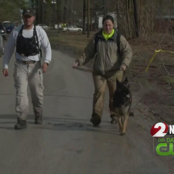 Missing toddler found alive in North Carolina