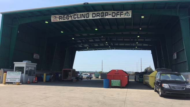 6-7-18 Montgomery County recycle drop off_1528397182581.jpg