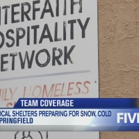Springfield homeless shelter prepping for winter storm