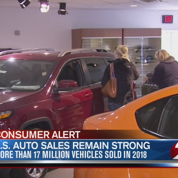 U.S. auto sales remain strong