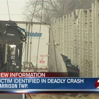 Victim identified in deadly crash
