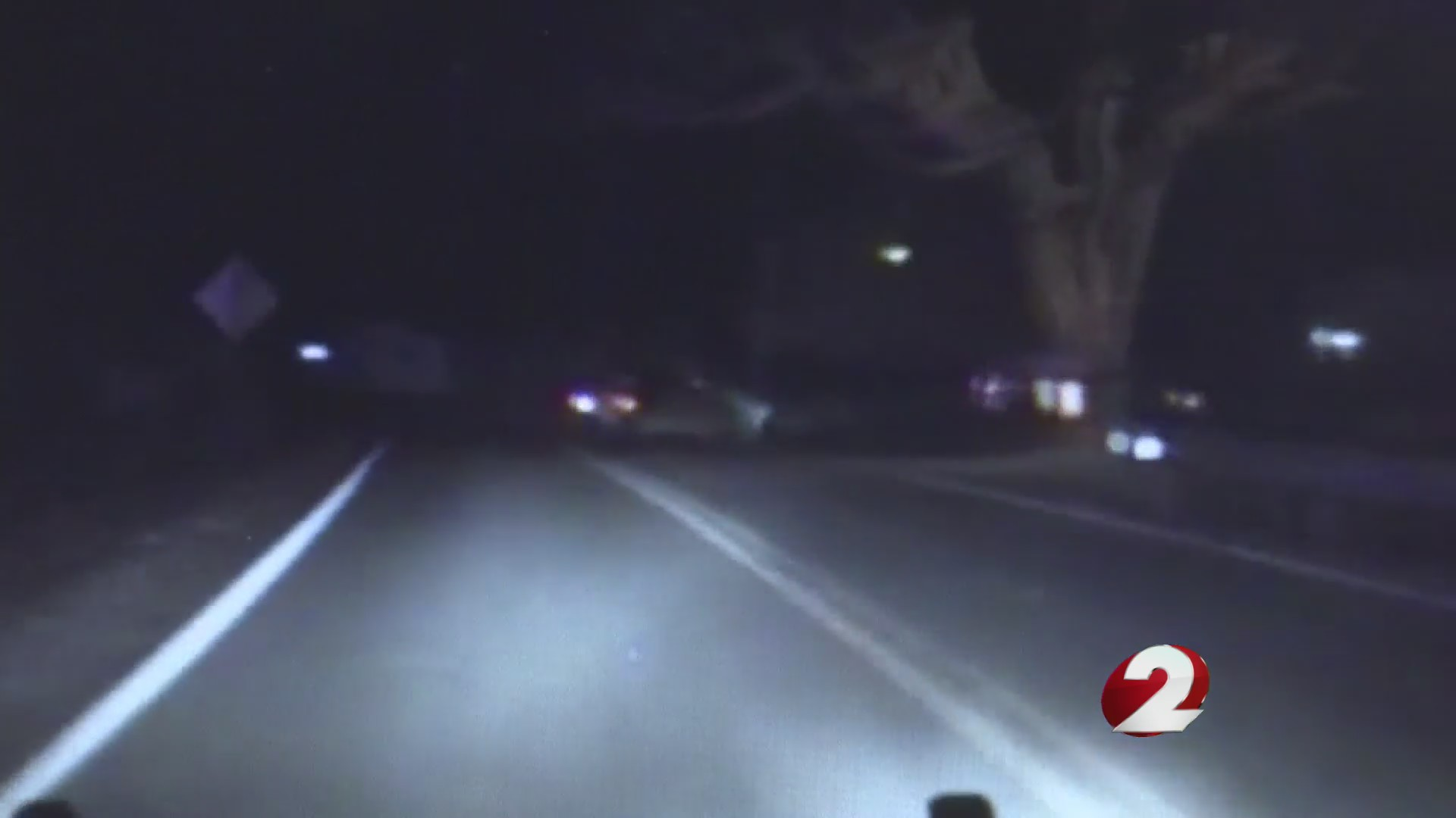 Woman killed in chase and crash