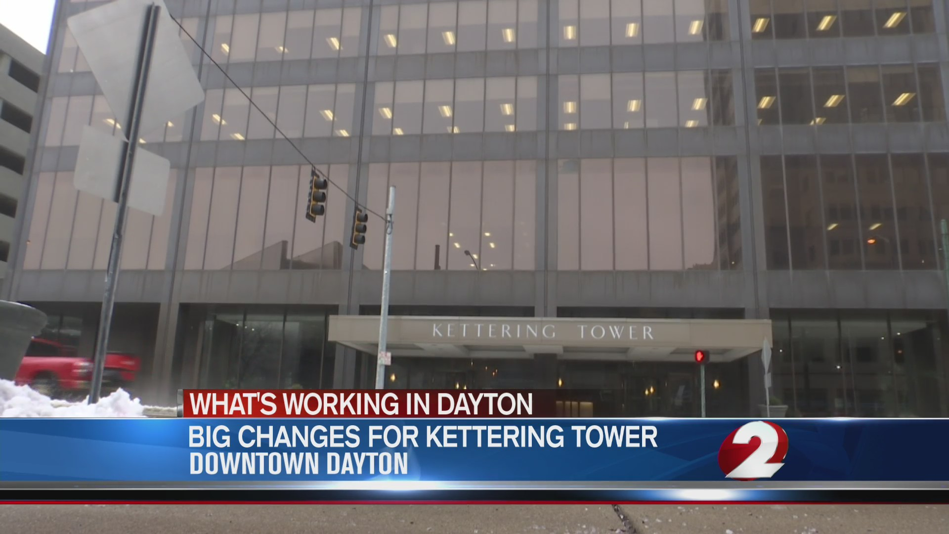 Big changes for Kettering Tower