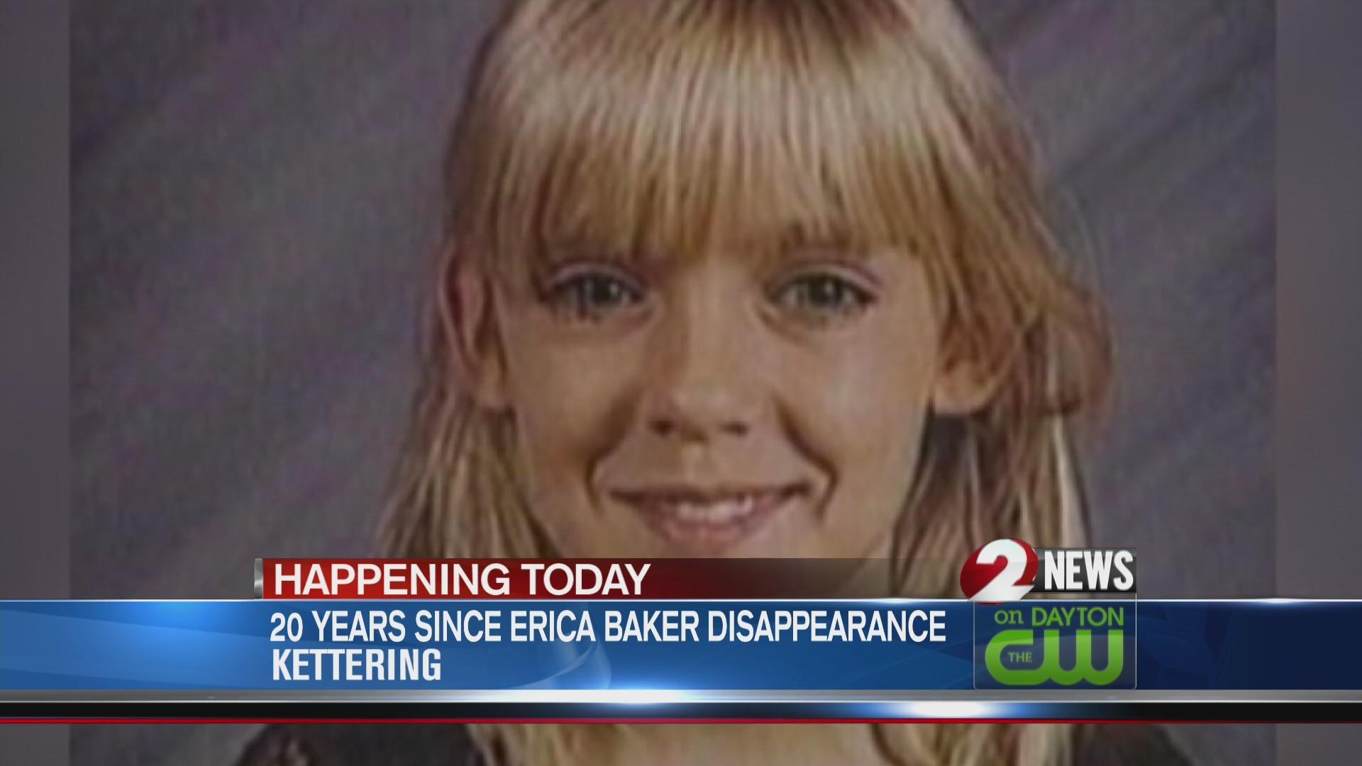 Erica Baker missing 20 years