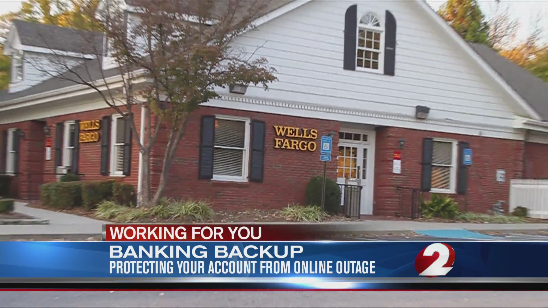 Protecting your account from online outage