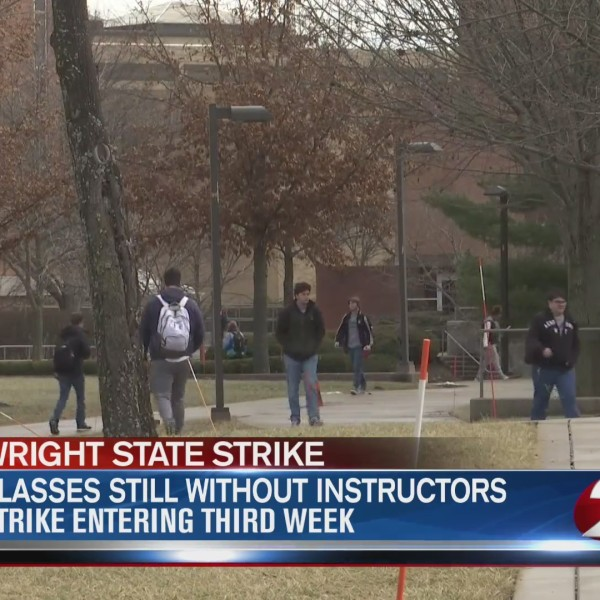Some WSU students still have no alternative instructors as strike enters third week