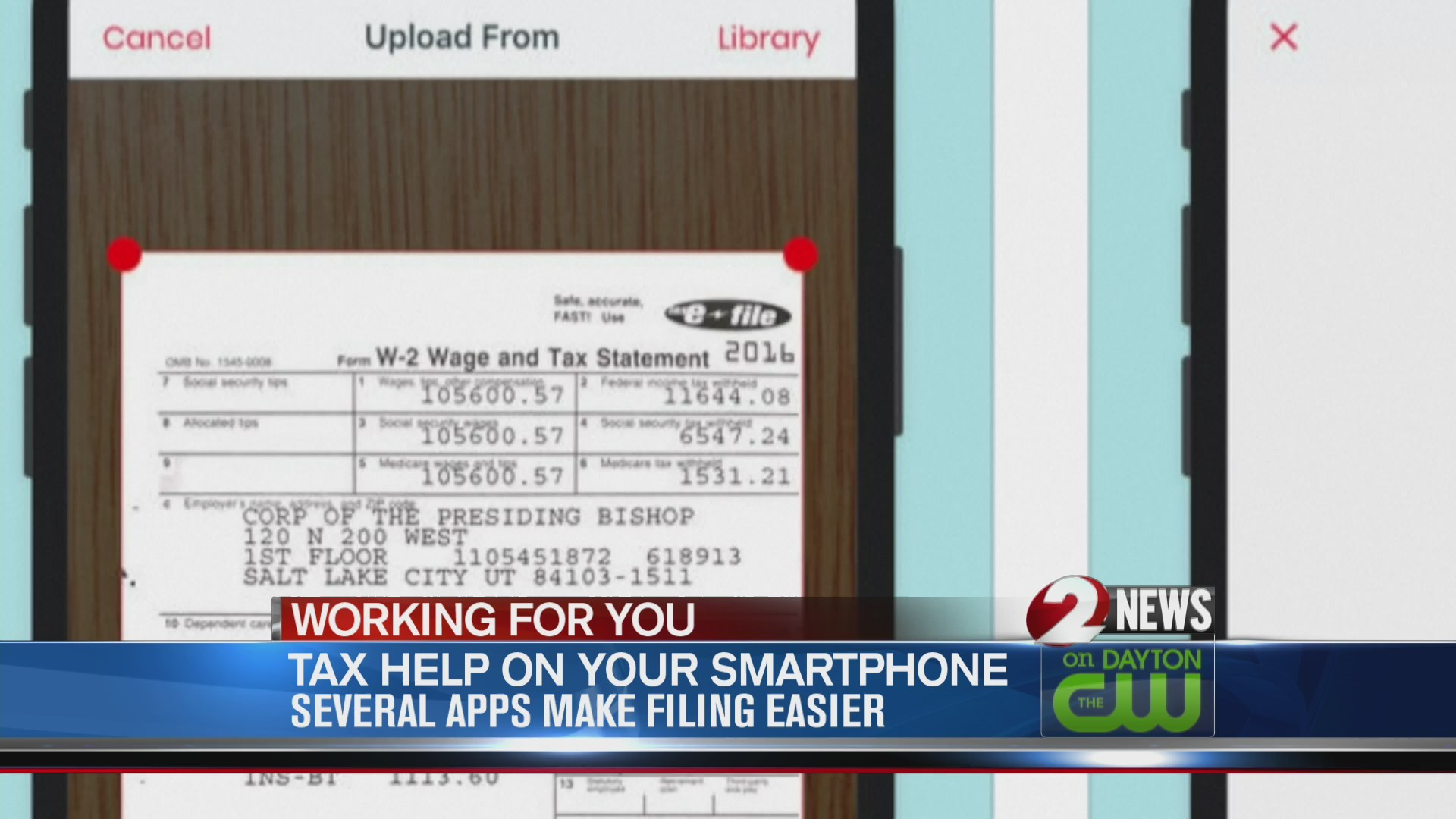 Tax help on your smartphone