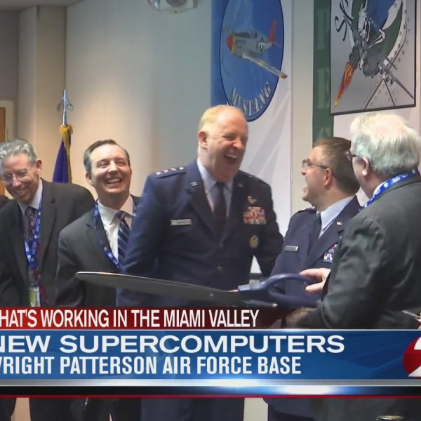 WPAFB launches first of its kind supercomputing capability