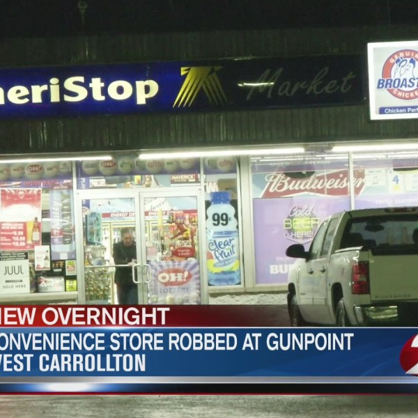 West Carrollton convenience store robbed