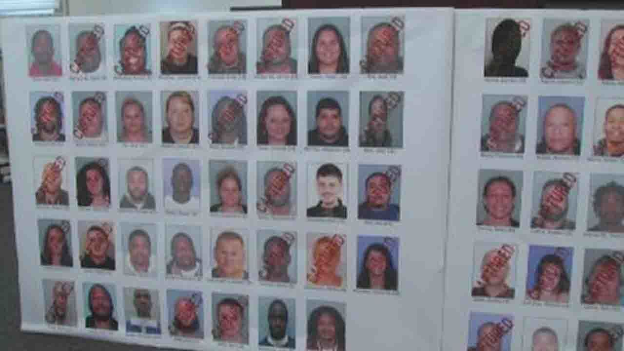 43 facing federal charges after drug trafficking bust in