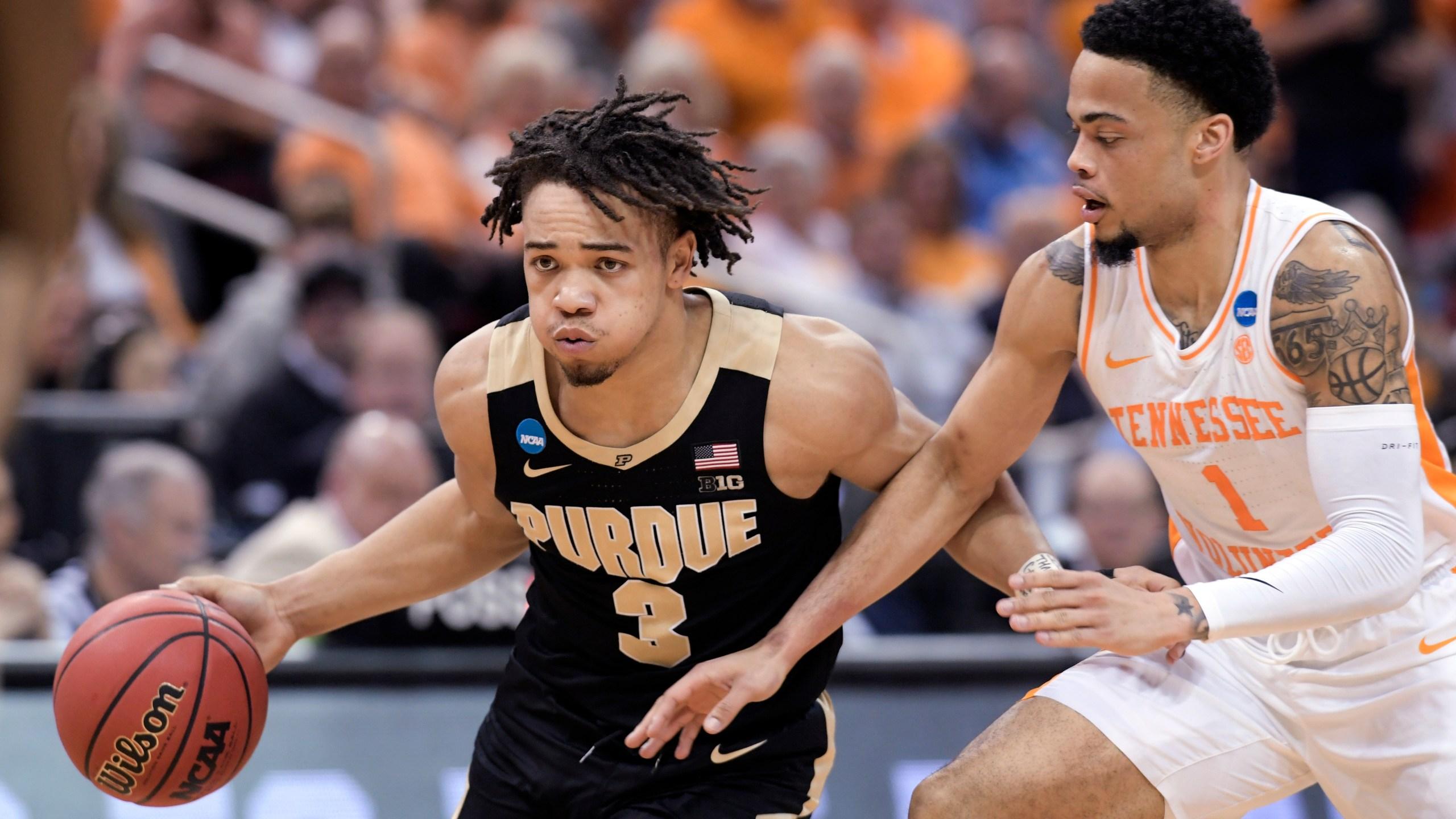 NCAA Purdue Tennessee Basketball_1553824883873