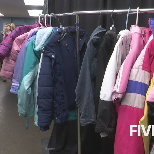 Celebrating 70 Years: A look back at 'Coats for Kids'