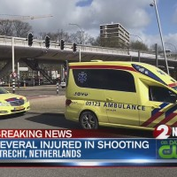 Dutch police considering terrorism in shooting