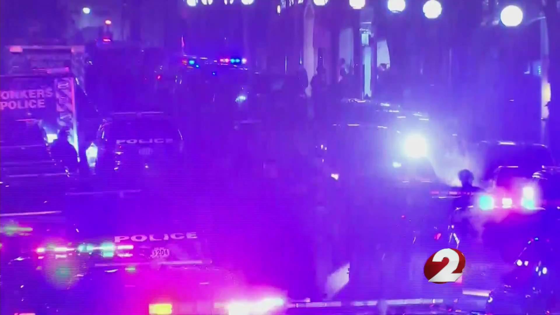 False alarm prompts massive police presence at NY hospital