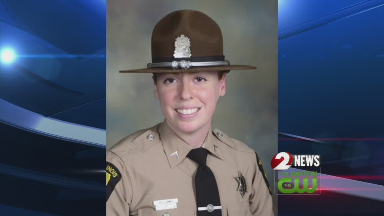 Illinois state trooper hit & killed by truck