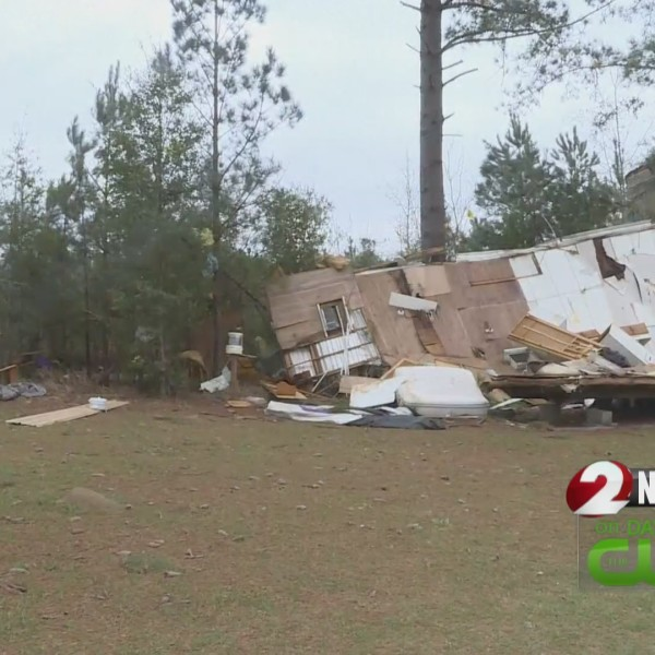 `My life is gone': Pain and loss amid tornado's destruction