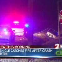 OVI suspected in Trotwood crash