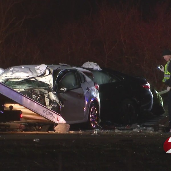 Police: 'Alcohol a factor' in wrong-way crash that killed family of three