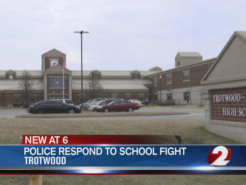 Police respond to school fight