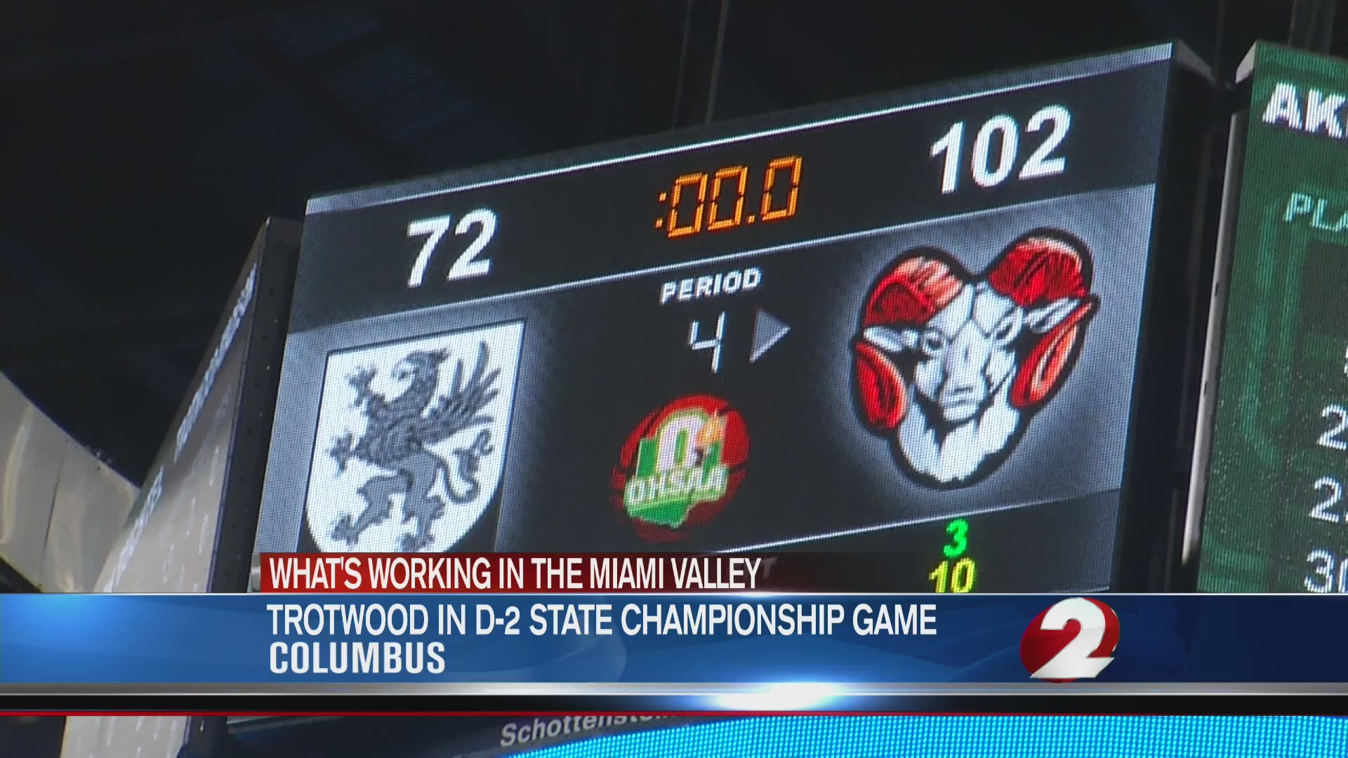 Trotwood in D2 state championship game