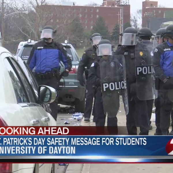 UD sends a safety message ahead of St. Patrick's Day