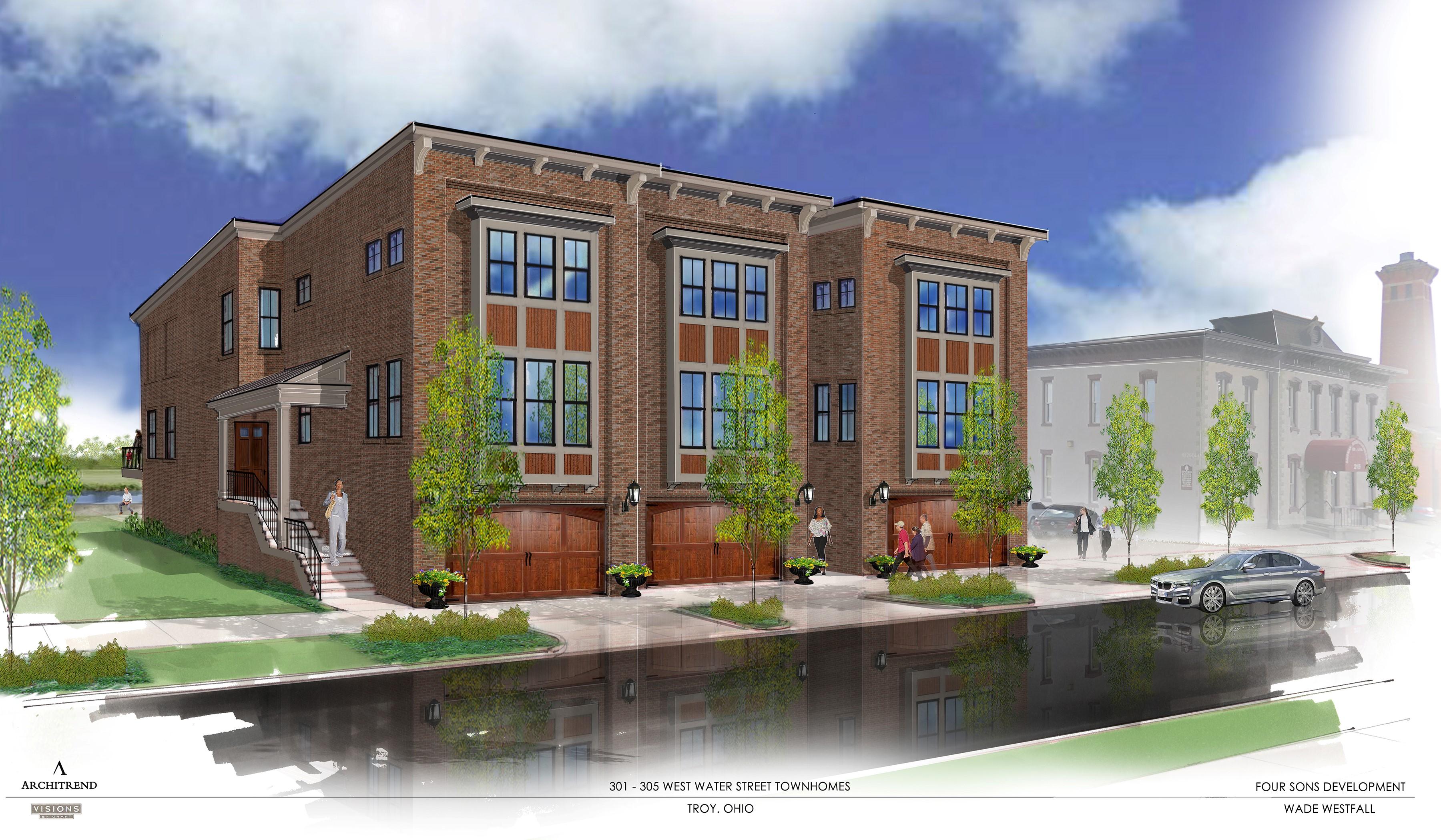 Troy building downtown housing to meet millennial demand