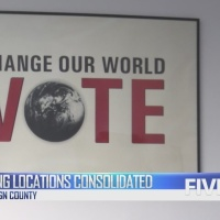 Champaign County eliminating polling locations, some residents upset