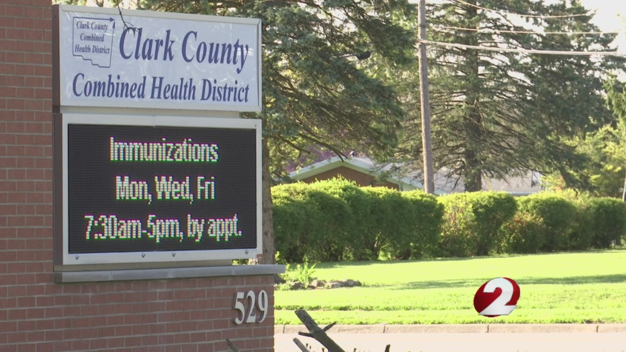 Clark County officials discuss drop in health rankings