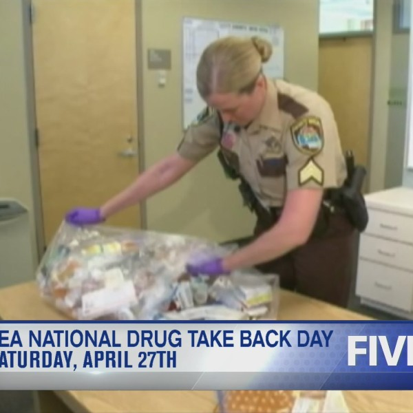 DEA National Drug Take Back Day