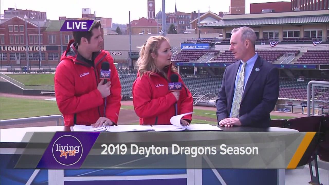 Dayton Dragons 1
